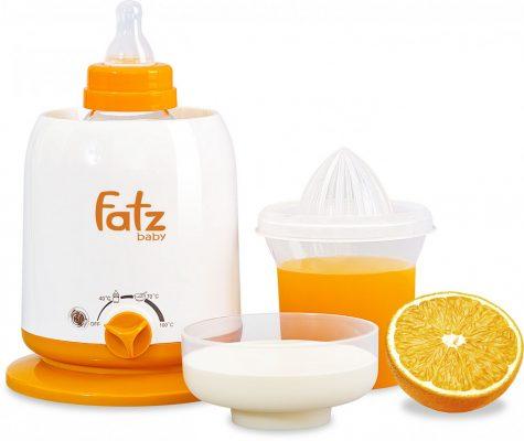 máy hâm nóng sữa và thức ăn 4 chức năng Fatz baby FB3002SL