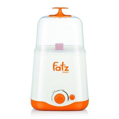 Máy hâm sữa hai bình cổ rộng thế hệ mới FB3012SL bán tại Fatzbaby.vn
