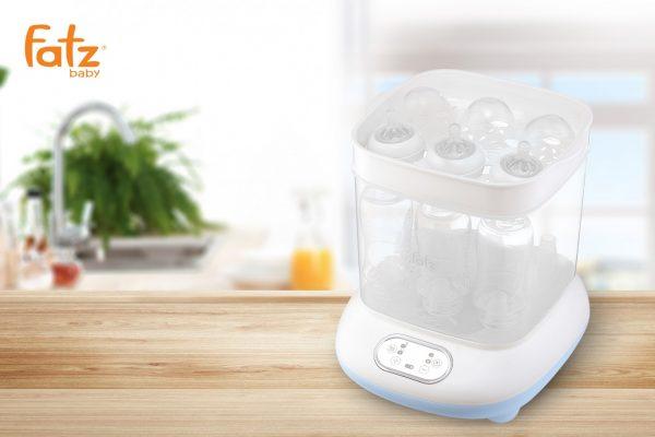 Máy tiệt trùng sấy khô hâm sữa điện tử 4 trong 1 - CHIEF 1 - FB4910SL